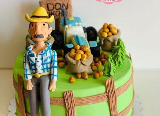 Cake Agricultor