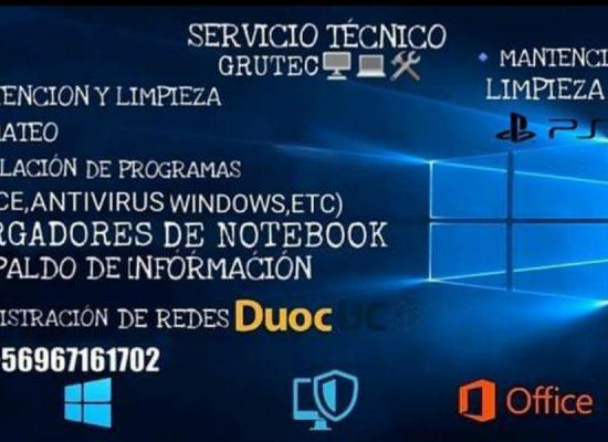 Certificado en Administración en redes y soporte Duoc