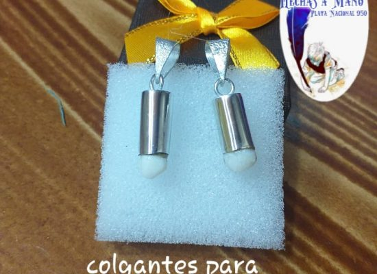 Colgantes para dientes de leche