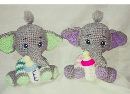 Elefantes Bebé