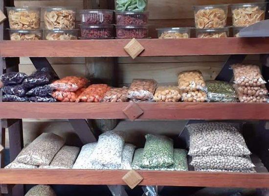 Legumbres y Frutos secos