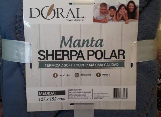 Manta Sherpa Polar