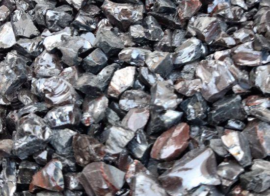 Piedra Negra Brillante