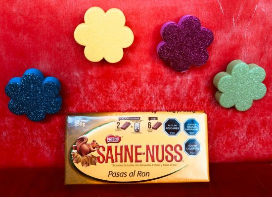 Sahne Nuss