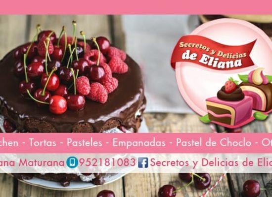 Secretos y delicias de Eliana