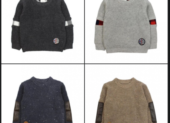 Sweter Infantil