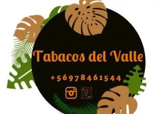 Tabacos del valle logo si