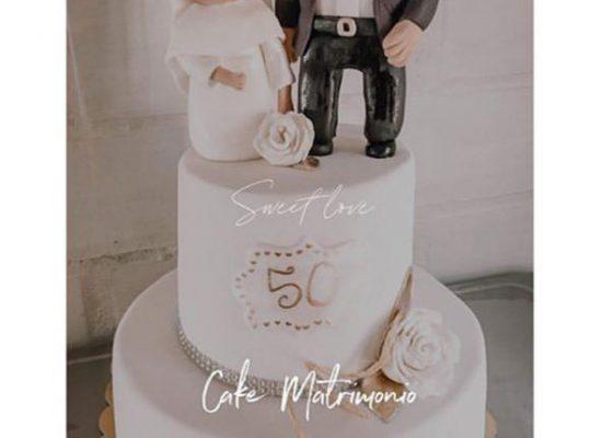 Torta Matrimonio pelicula UP!