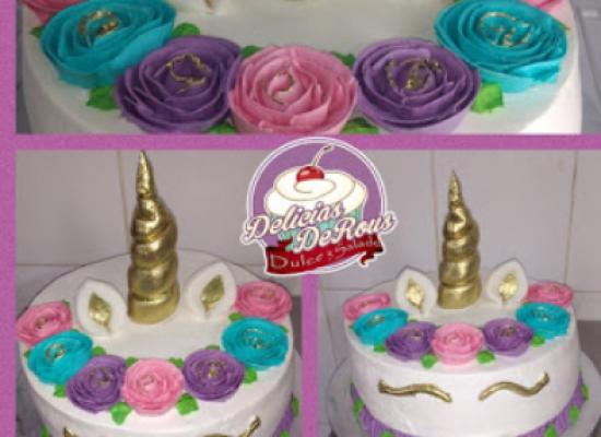 Torta de Unicornio