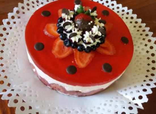 Torta de Yoyurth