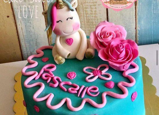 Unicornio Cake Sweet