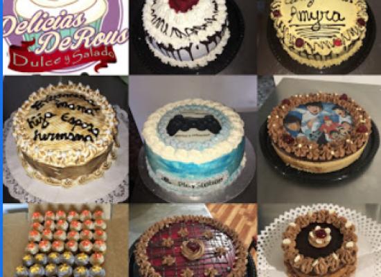 Variedad en Tortas