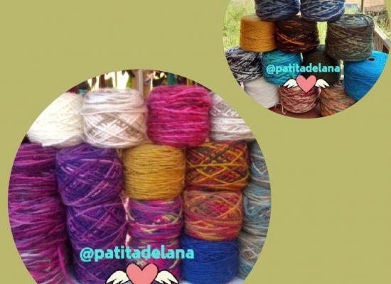 Variedad en lanas