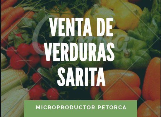 Venta de verduras