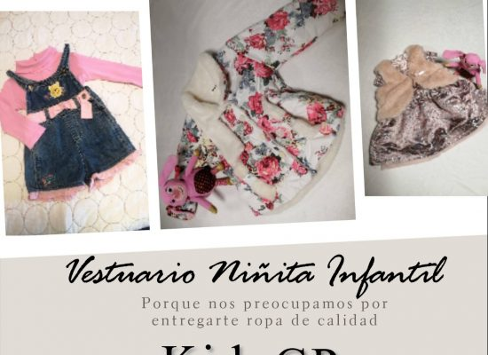 Vestuario Niñita