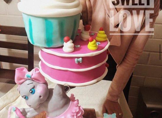 torta antigravedad